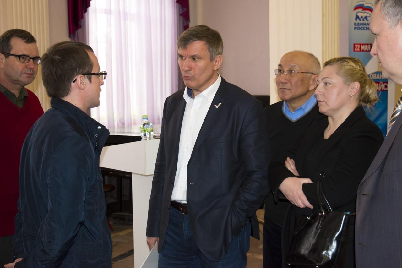 В городе Солнечногорск Московской области, прошли дебаты с участием кандидатов в депутаты Государственной Думы.