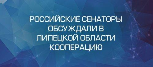Российские сенаторы обсуждали в…
