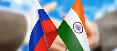 Россия и Индия в…