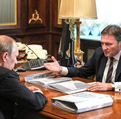 Путин поспорил с Титовым, чего хочет бизнес
